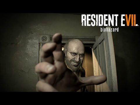 Resident Evil 7 biohazard TAPE-4 - Launch Trailer