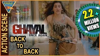 Nonton Ghayal Once Again Hindi Movie    Back To Back Action Scenes    Sunny Deol    Eagle Hindi Movies Film Subtitle Indonesia Streaming Movie Download