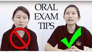 Video ENGLISH - Oral Examination Tips MP3, 3GP, MP4, WEBM, AVI, FLV Oktober 2018