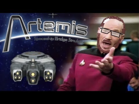 artemis - ARTEMIS: Spaceship Bridge Simulator Playlist: http://www.youtube.com/playlist?list=PLVVCico1W80l3VIgYk8jheub0exxCpjUR Sid captains a ship for the first time ...