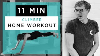 Louis Parkinson's 11 Min Home Workout - All Levels   Follow Along! by Andrew MacFarlane