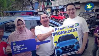 XL GREBEK #60Mazda2 WINNER