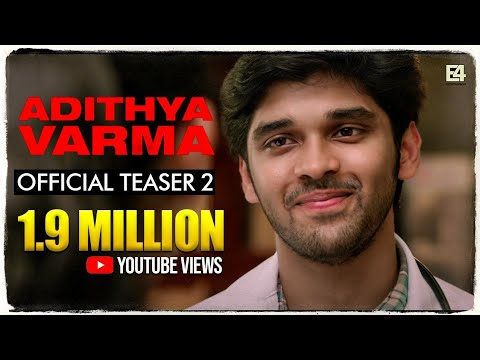 Adithya Varma Tamil movie Latest Trailer