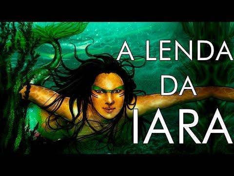 A LENDA DA IARA :. A sereia Iara, Mãe D'água