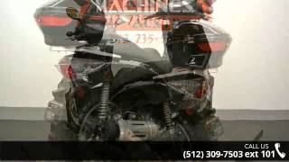 4. 2010 KYMCO People S 250  - Dream Machines Indian Motorcyc...