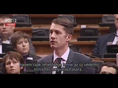 Zoran Đorđević lett az új védelmi miniszter-cover