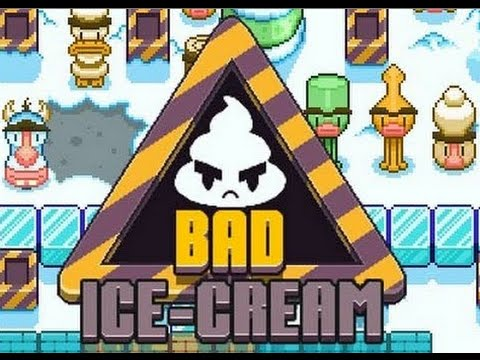 Bad Ice-Cream 1 Walkthrough
