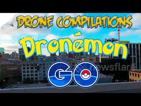 The Pokemon GO Drone Hack We All Need....