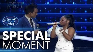 Video Maria sangat rindu kepada Papa - Spekta Show Top 6 - Indonesian Idol 2018 MP3, 3GP, MP4, WEBM, AVI, FLV September 2018