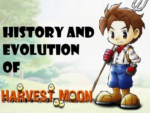 Harvest Moon (series) - The History and Evolution of the Harvest Moon Series from the first game all the way to the most recent.