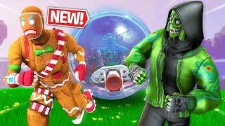 Fortnite's *NEW* Hamster Balls w/ LazarBeam & Muselk!