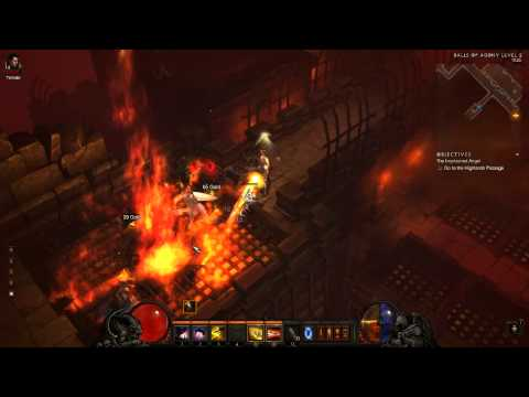 Diablo III - Kyr the Weaponsmith (#25)