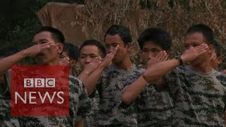 Myanmar: Inside A Rebel Camp - BBC News