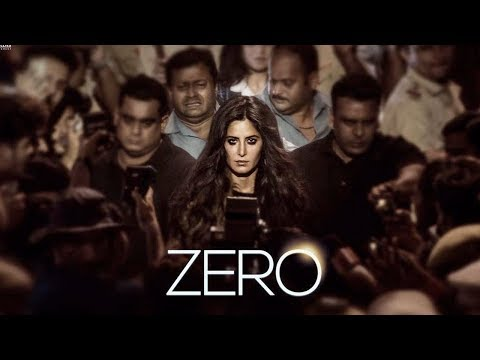Katrina Kaif's First Look From ZERO | Shahrukh Kha