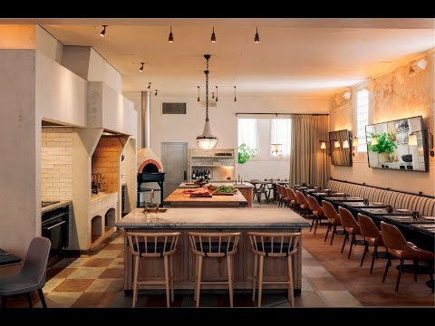 A kitchen like no other: Fred's by Merivale