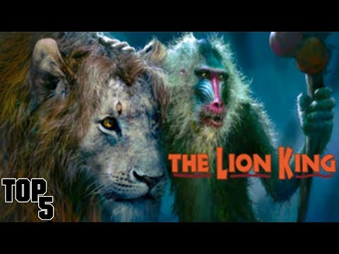 Top 5 Upcoming Disney Live Action Movies