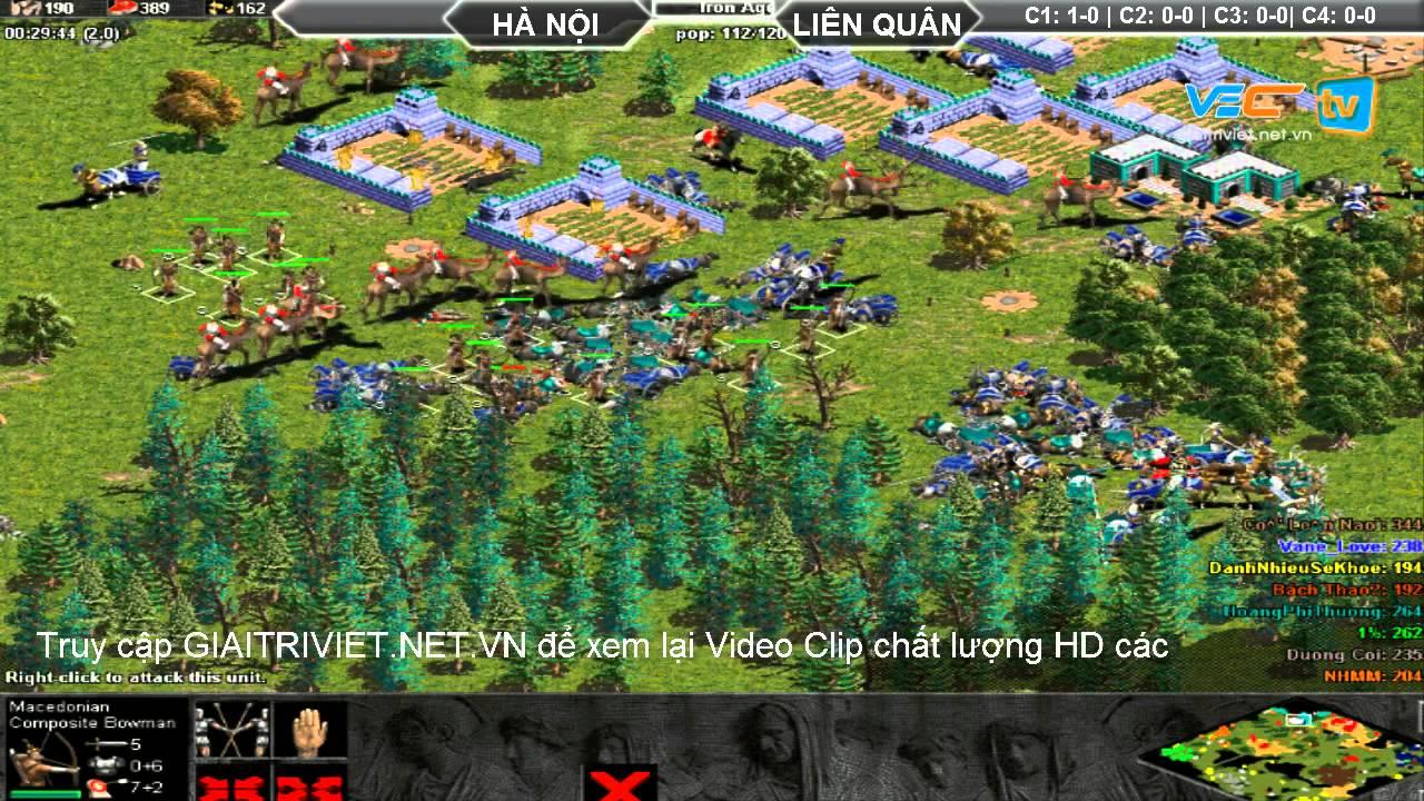 4vs4 | Hà Nội vs Thái Bình Ngày 16-07-2015 BLV: V_Toạc