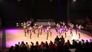 Crazy Dolls - Weltmeisterschaft 2013