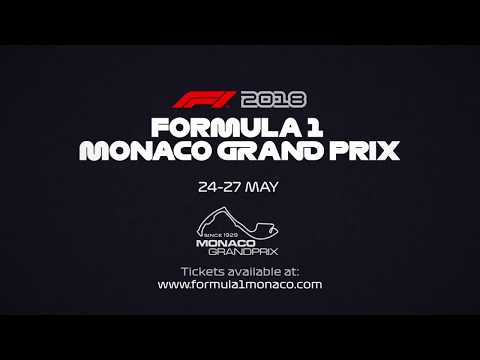 Teaser Formula 1 Monaco Grand Prix 2018