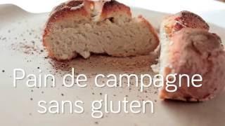 Pain de campagne sans gluten