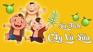 Su Tich Cay Vu Sua | Chuyen Co Tich Cho Be |Truyen Co Tich Viet Nam