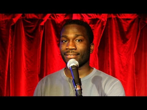 4 Minute Comedy - Kwame Assante on BBC Radio 1