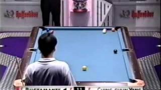 2002 World Pool Championship - Ching Shun Yang Vs. Francisco Bustamante - 9-Ball