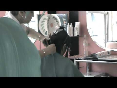Salón de belleza Hairspray