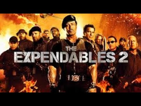The Expendables 2 (2012)  Sylvester Stallone Movie Review and Breakdown