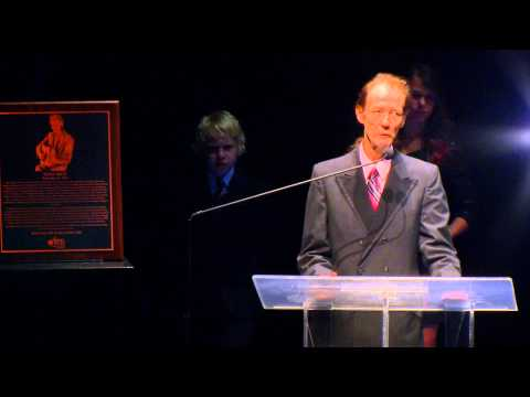 Tony Rice - IBMA Hall Of Fame Acceptance Speech