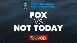 NT vs Fox, game 1