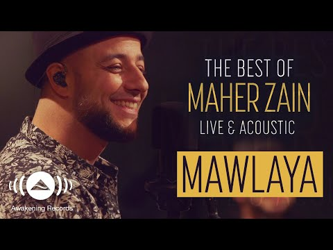 Video Maher Zain - Mawlaya | ماهر زين - مولاي (Live & Acoustic - 2018) download in MP3, 3GP, MP4, WEBM, AVI, FLV January 2017