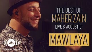 Video Maher Zain - Mawlaya | ماهر زين - مولاي (Live & Acoustic - 2018) download in MP3, 3GP, MP4, WEBM, AVI, FLV January 2017