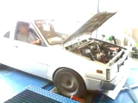 b11 - My engine is E15 Spec = 69 hp (51 kW). My car (Actual) = 69.9 (51.4kW) From Dyno Engine E Series The E10 displaced 988 cc from a 67 x 70 mm bore and stroke (...