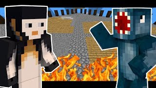 Minecraft | FRIEND OR FOE? | WE BUILT A PVP ARENA!! (31)