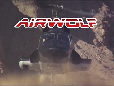 Anyone remember Airwolf?