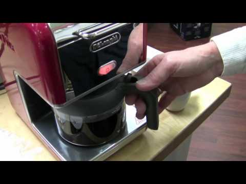 Crew Review: DeLonghi kMix Coffee Maker