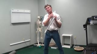 How to use the NECK FLOSSER for better upper trapezius and levator scapula stretching