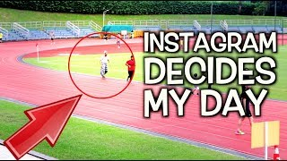 Video Instagram Decides My Day MP3, 3GP, MP4, WEBM, AVI, FLV Oktober 2018