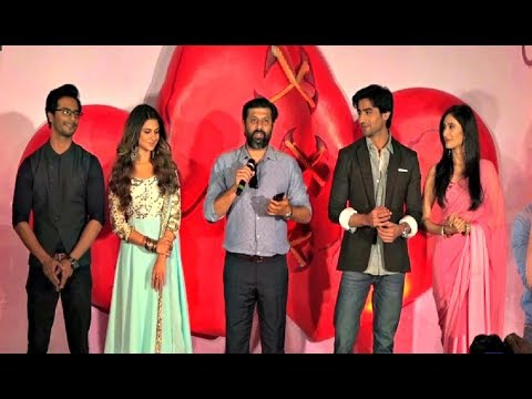 Bepanah Serial Launch - Jennifer Winget, Harshad Chopra, Sehban Azim, Namita Dubey