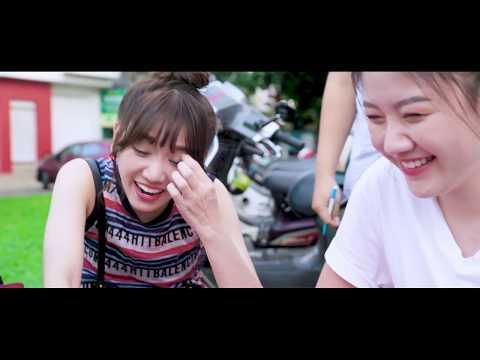 Hari Won - Lê Giang - Tuấn Trần - Huỳnh Ân |  Siêu Ham Ăn | Bánh bèo ngon nhất Sài Gòn - Thời lượng: 16 phút.