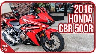 6. 2016 CBR 500r | First Ride