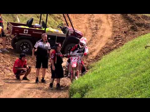 chad reed caduta incredibile a millville 2011!