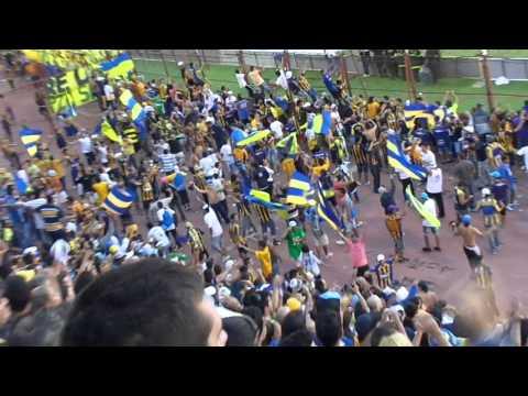 Rosario Central - Los Guerreros - De La Cabeza Todos Descontrolados....(2013) - Los Guerreros - Rosario Central - Argentina - América del Sur