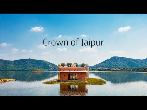 Hyperlapse video of Jaipur
