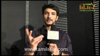 Gautham Karthik Speaks at Yennamo Yedho Movie Press Meet