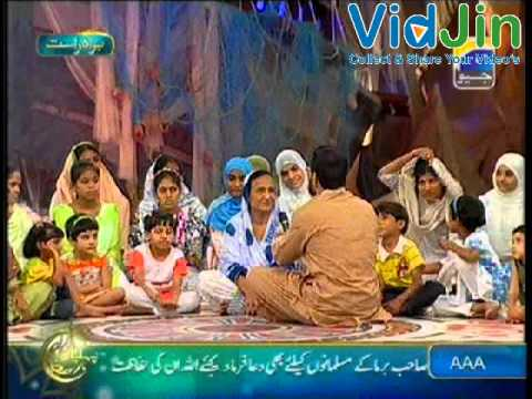 Video Dr. Aamir Liaquat Hussain In Pehchan Ramzan With Bilquis Edhi - 25th July 2012 Part 1 download in MP3, 3GP, MP4, WEBM, AVI, FLV January 2017