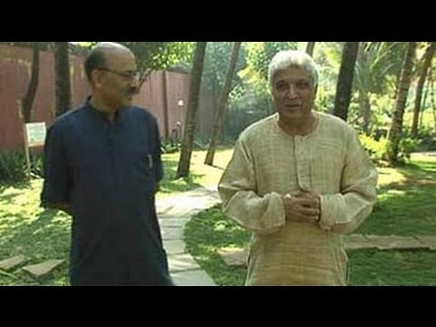 Javed - Walk The Talk: India's leading poet, lyricist and scriptwriter Javed Akhtar talks about his journey in Bollywood right from the sixties to the present day an...
