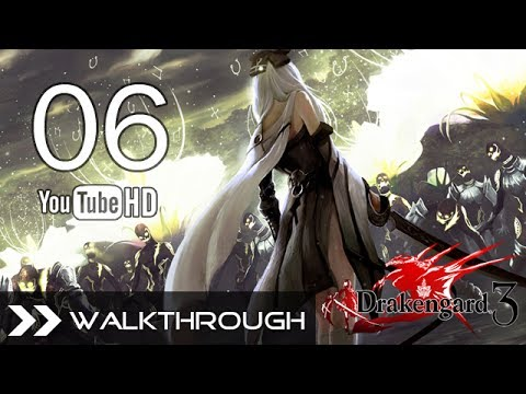 Drakengard 3 Walkthrough Gameplay English - Part 6 - Branch A - Chapter 2: Verse 4 - HD 1080p (видео)