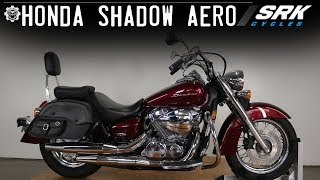 6. Honda Shadow Aero